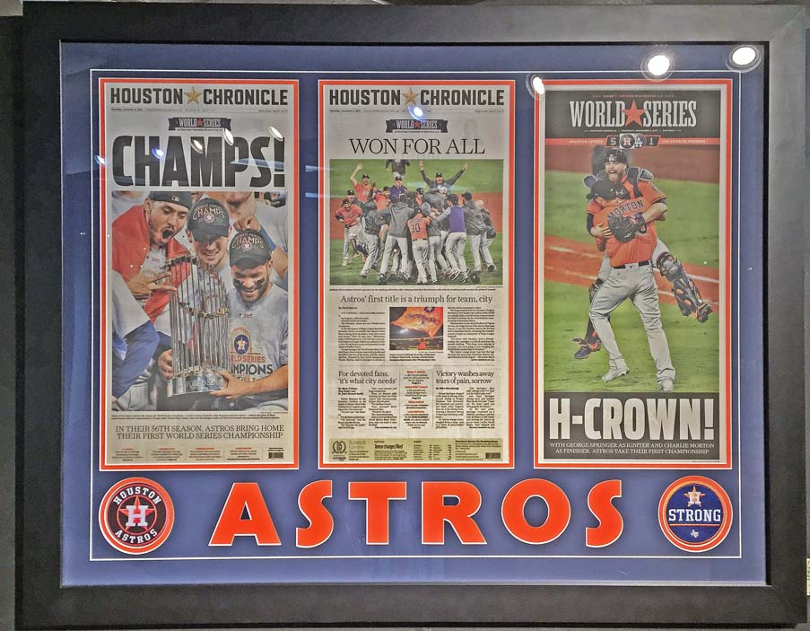 Astros World Champs