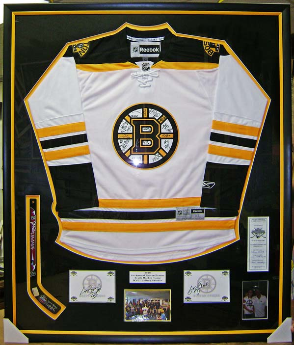 Bruins Hockey Jersey Plus